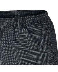 Nike - Black 9'' Freedom Printed Running Shorts for Men - Lyst
