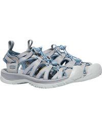 deeaffcb24d9 Lyst - Keen Whisper Sandals in Blue for Men