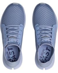 Under Armour Blue Sway Running Shoes
