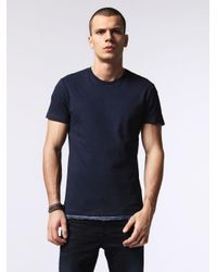 DIESEL | Blue T-zava for Men | Lyst
