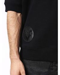 DIESEL - Black Steod-patch for Men - Lyst