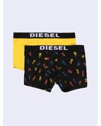 DIESEL - Black Umbx-shawntwopack for Men - Lyst