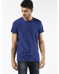 DIESEL | Blue T-knak for Men | Lyst