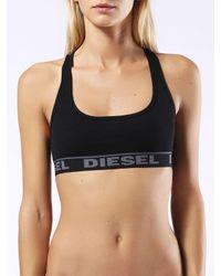 DIESEL - Black Ufsb-miley - Lyst