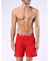 DIESEL | Red Bmbx-dolphin-e for Men | Lyst