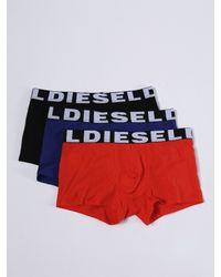 DIESEL | Blue Umbx-shawnthreepack for Men | Lyst