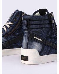 DIESEL Blue D-string Plus for men