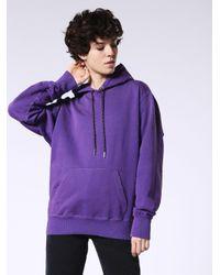 DIESEL - Purple F-palms-fl - Lyst