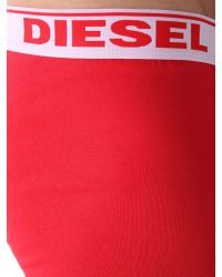 DIESEL - Blue 3 Pack Trunks In Bright Colors for Men - Lyst