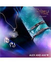 ALEX AND ANI - Multicolor Find Your Place Bracelet - Lyst