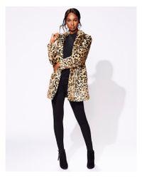 Gianni Bini - Black Liz Knit Solid Sleeveless Mock Neck Bodysuit - Lyst