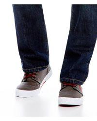 Polo Ralph Lauren - Gray Faxon Casual Sneakers for Men - Lyst