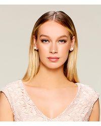 Lauren by Ralph Lauren - Metallic 10mm Pearl Earrings - Lyst