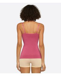 Yummie By Heather Thomson - Purple Seamless Shape Convertible Camisole - Lyst