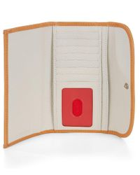 Dooney & Bourke - Gray Patterson Collection Continental Clutch - Lyst