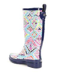 The Sak - Black Rhythm Rain Boots - Lyst