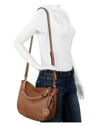 The Sak | Multicolor Collective The 120 Whip-stitched Small Hobo Bag | Lyst