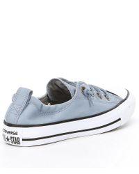 Converse | Blue Women ́s Chuck Taylor® All Star® Shoreline Sneaker | Lyst