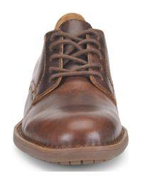 Born - Brown Men's Decker Oxfords for Men - Lyst