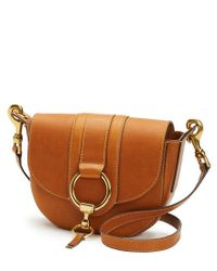 Frye - Brown Ilana Harness Saddle Bag - Lyst