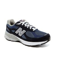 New Balance | Black 990 Running Shoes for Men | Lyst