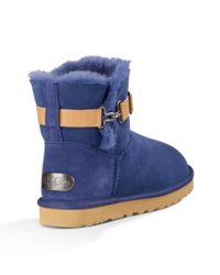 UGG - Blue ® Aurelyn Booties - Lyst