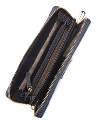 MICHAEL Michael Kors - Blue Multifunction Iphone Case - Lyst