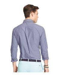 Polo Ralph Lauren | Blue Shirt for Men | Lyst