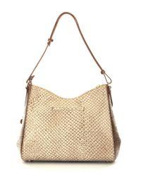 Brahmin | Natural Java Collection Gracie Shoulder Bag | Lyst