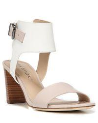 Via Spiga - Natural Wiley Sandals - Lyst