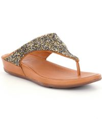 Fitflop | Brown Lulutm Superglitz | Lyst