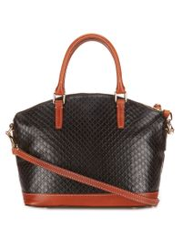 Dooney & Bourke - Multicolor Cordova Collection Toni Leather Satchel - Lyst