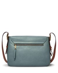 Fossil - Multicolor Harper Large Cross-body Bag - Lyst