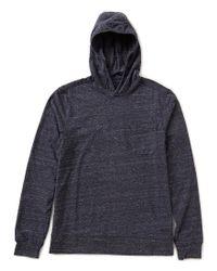 John Varvatos | Blue Star Usa Pullover Knit Hoodie for Men | Lyst