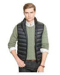 Polo Ralph Lauren | Multicolor Packable Down Vest for Men | Lyst