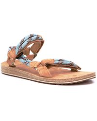 Teva | Blue Women ́s Original Universal Rope Sandals | Lyst
