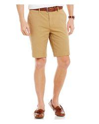 Polo Ralph Lauren   Natural Classic-fit Newport Pima Shorts for Men   Lyst