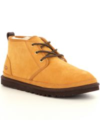 UGG | Multicolor ® Men ́s Neumel Water-resistant Lace-up Boot for Men | Lyst