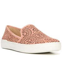 Via Spiga | Multicolor Gavra Perforated Suede Slip-on Sneakers | Lyst