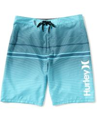 Hurley | Blue Wailer Board Shorts for Men | Lyst