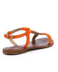 Freebird - Orange Gulf Sandals - Lyst