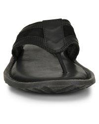 Born - Black Men's Escape Sandals for Men - Lyst