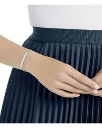 Swarovski - Metallic Locket Bracelet - Lyst
