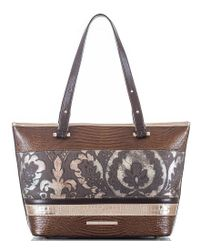 Brahmin - Multicolor Grazioso Collection Medium Asher Tote - Lyst