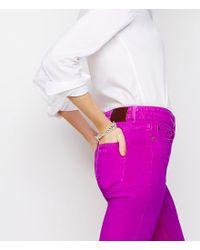 Lauren by Ralph Lauren - Metallic Silvertone Bead Bracelet - Lyst