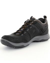 Ecco - Black Espinho Gtx Men´s Waterproof Shoes for Men - Lyst