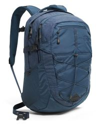 The North Face - Blue Borealis Backpack for Men - Lyst