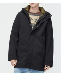 Ugg | Green Convertible Downfilled Parka for Men | Lyst