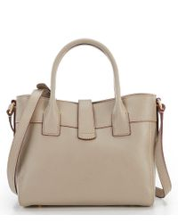 Dooney & Bourke - Brown Florentine Collection Amelie Tote - Lyst