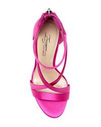 Vince Camuto Pink Imagine Devin Dress Sandals
